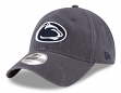 Penn State Nittany Lions New Era 9Twenty NCAA Twill Core Classic Hat - Graphite
