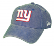 "New York Giants New Era NFL 9Twenty ""Rugged Heather"" Adjustable Hat"