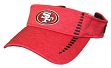 "San Francisco 49ers New Era NFL ""Shadow Speed"" Performance Adjustable Visor"