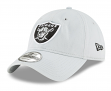 "Oakland Raiders New Era NFL 9Twenty ""Core Classic Secondary"" Adjustable Hat"