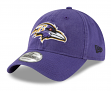 "Baltimore Ravens New Era NFL 9Twenty ""Core Classic Secondary"" Adjustable Hat"