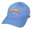 "Los Angeles Chargers New Era NFL 9Twenty ""Core Classic Secondary"" Adjustable Hat"