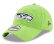 "Seattle Seahawks New Era NFL 9Twenty ""Core Classic Secondary"" Adjustable Hat"