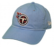"Tennessee Titans New Era NFL 9Twenty ""Core Classic Secondary"" Adjustable Hat"