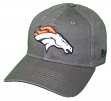 "Denver Broncos New Era NFL 9Twenty ""Core Classic Graphite"" Adjustable Hat"