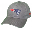 "New England Patriots New Era NFL 9Twenty ""Core Classic Graphite"" Adjustable Hat"