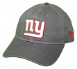 "New York Giants New Era NFL 9Twenty ""Core Classic Graphite"" Adjustable Hat"