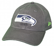 "Seattle Seahawks New Era NFL 9Twenty ""Core Classic Graphite"" Adjustable Hat"