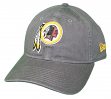 "Washington Redskins New Era NFL 9Twenty ""Core Classic Graphite"" Adjustable Hat"