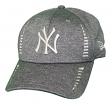 "New York Yankees New Era 9Forty MLB ""Graphite Shadow Speed"" Adjustable Hat"