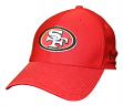 "San Francisco 49ers New Era NFL 39THIRTY ""Popped Shadow"" Flex Fit Hat"