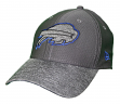 "Buffalo Bills New Era NFL 39THIRTY ""Popped Shadow"" Flex Fit Hat - Graphite"