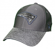 New England Patriots New Era NFL 39THIRTY Popped Shadow Flex Fit Hat - Graphite