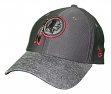"Washington Redskins New Era NFL 39THIRTY ""Popped Shadow"" Flex Fit Hat - Graphite"