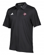 "Texas A&M Aggies Adidas NCAA 2018 Sideline ""Team Iconic"" Polo Shirt - Black"