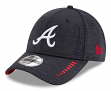 "Atlanta Braves New Era 9Forty MLB ""Shadow Speed"" Performance Adjustable Hat"