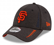 San Francisco Giants New Era 9Forty MLB Shadow Speed Performance Adjustable Hat