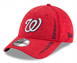 Washington Nationals New Era 9Forty MLB Shadow Speed Performance Adjustable Hat