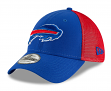 "Buffalo Bills New Era NFL 39THIRTY ""2T Sided"" Flex Fit Meshback Hat"