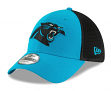 "Carolina Panthers New Era NFL 39THIRTY ""2T Sided"" Flex Fit Meshback Hat"
