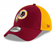 "Washington Redskins New Era NFL 39THIRTY ""2T Sided"" Flex Fit Meshback Hat"