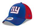 "New York Giants New Era NFL 39THIRTY ""Fan Mesh"" Flex Fit Meshback Hat"