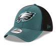 "Philadelphia Eagles New Era NFL 39THIRTY ""Fan Mesh"" Flex Fit Meshback Hat"