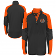 "Cincinnati Bengals Youth NFL ""Beta"" Performance 1/4 Zip Long Sleeve Shirt"