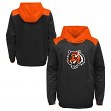 "Cincinnati Bengals Youth NFL ""Off the Grid"" Pullover Hooded Sweatshirt"