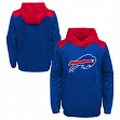 "Buffalo Bills Youth NFL ""Off the Grid"" Pullover Hooded Sweatshirt"