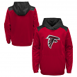 "Atlanta Falcons Youth NFL ""Off the Grid"" Pullover Hooded Sweatshirt"