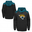 "Jacksonville Jaguars Youth NFL ""Off the Grid"" Pullover Hooded Sweatshirt"