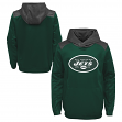 "New York Jets Youth NFL ""Off the Grid"" Pullover Hooded Sweatshirt"