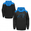 """Carolina Panthers Youth NFL """"Off the Grid"""" Pullover Hooded Sweatshirt"""
