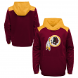 """Washington Redskins Youth NFL """"Off the Grid"""" Pullover Hooded Sweatshirt"""