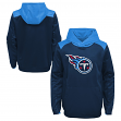 "Tennessee Titans Youth NFL ""Off the Grid"" Pullover Hooded Sweatshirt"