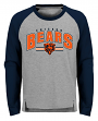 "Chicago Bears Youth NFL ""Audible"" Fashion Long Sleeve T-Shirt"