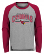"Arizona Cardinals Youth NFL ""Audible"" Fashion Long Sleeve T-Shirt"