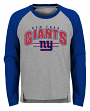 "New York Giants Youth NFL ""Audible"" Fashion Long Sleeve T-Shirt"