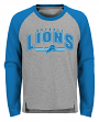 "Detroit Lions Youth NFL ""Audible"" Fashion Long Sleeve T-Shirt"