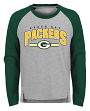 """Green Bay Packers Youth NFL """"Audible"""" Fashion Long Sleeve T-Shirt"""