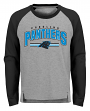 "Carolina Panthers Youth NFL ""Audible"" Fashion Long Sleeve T-Shirt"