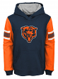 "Chicago Bears Youth NFL ""Man in Motion"" Pullover Hooded Sweatshirt"