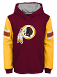 "Washington Redskins Youth NFL ""Man in Motion"" Pullover Hooded Sweatshirt"