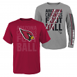 "Arizona Cardinals Youth NFL ""Playmaker"" 3 in 1 T-Shirt Combo Set"