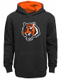 "Cincinnati Bengals Youth NFL ""Prime Time"" Pullover Hooded Sweatshirt"