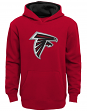 "Atlanta Falcons Youth NFL ""Prime Time"" Pullover Hooded Sweatshirt"