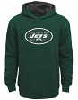 "New York Jets Youth NFL ""Prime Time"" Pullover Hooded Sweatshirt"