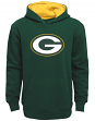 """Green Bay Packers Youth NFL """"Prime Time"""" Pullover Hooded Sweatshirt"""