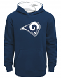 """Los Angeles Rams Youth NFL """"Prime Time"""" Pullover Hooded Sweatshirt"""